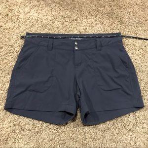 Columbia women's shorts, size 6!